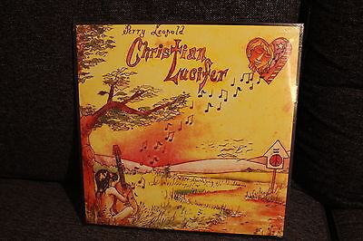 PERRY LEOPOLD - Christian Lucifer - LP 1973 PSI