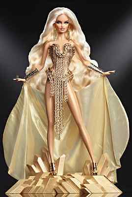 Barbie The Blond Gold Label X8263 *new*