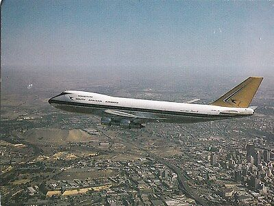 1 south africa postcard south african airways aviation