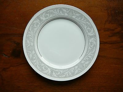 """Imperial China Whitney Designed by W. Dalton Japan 4 Bread Plates 6 1/2"""""""