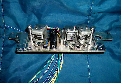 Pioneer RT- 707 Complete Head Assembly & Backing Plate