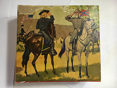 General George Armstrong Custer RARE 1950s HARTLAND BOX ONLY