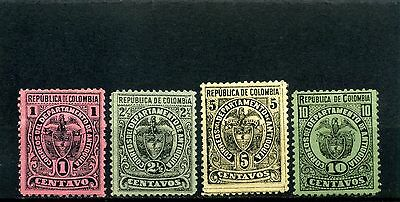 State Antioquia- Colombia      1889   Lh