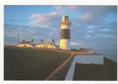 Mine Head Co Waterford Lighthouse Ireland 2003 Postcard 367a ^