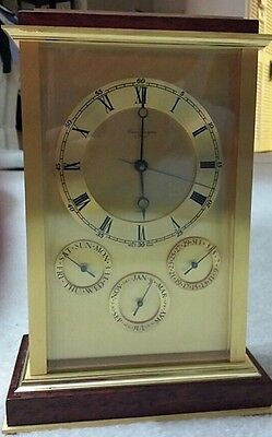 Outstanding Hour Lavigne Mantle or Table Clock---