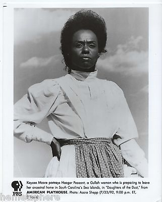 Org. Photograph of Kaycee Moore in DAUGHTERS OF THE DUST  PBS 1992 E021
