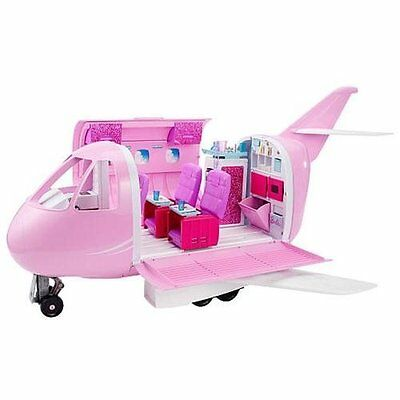 Barbie Pink Passport Glamour Vacation Jet Join Barbie and her fabulous friends
