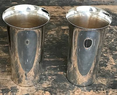 International Sterling Tall Cup Silver 10125/2 925 Water Tumbler 101 25/2
