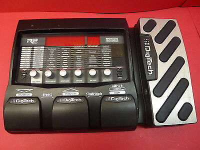 Digitech Rp355 Guitar Multi-Effects And Usb Recording Interface