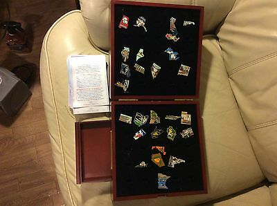 Willabee & Ward United States Collector Pins