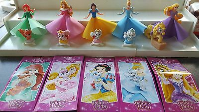 Maxi Disney Princess Palace Pets 2016, complete set with all Bpz.
