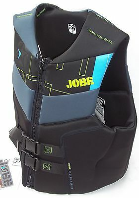 Jobe Exceed Xl Neoprene Buoyancy Aid Life Jacket Jetski Impact Vest Watersports