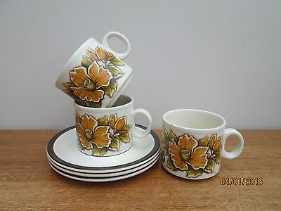 Doverstone Cups & Saucers