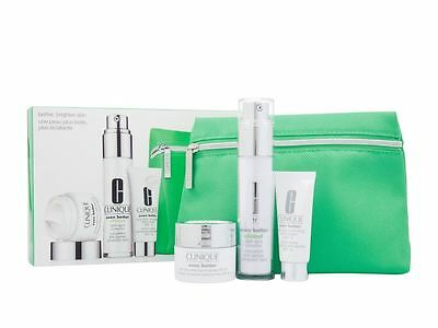 Clinique Even Better Dark Spot 4 Piece Collection Skin Care Gift Set For Her