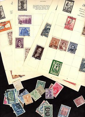 Stamps ~ ARGENTINA South American ARGENTINIAN ~ CLASSICS Unsorted Early