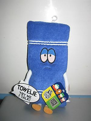 South Park Talking Towelie Plush Toy Doll Figure By Fun 4 All Mwt