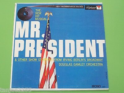 Mr.President & other Show Stopper Irving Berlin's Broadway Gamley Orchestra LP