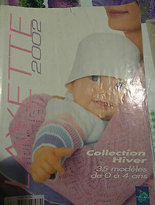Catalogue Phildar Layette N° 362