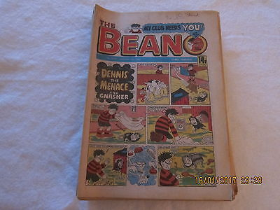 BEANO COMICS 35 No.MAINLY 1985 - 4 FROM 1987. GOOD CONDITION.