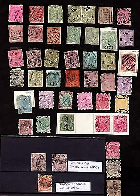 Stamps ~ QUEEN VICTORIA Mixed COMMONWEALTH ~ Unchecked