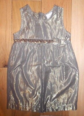 Shiny Girls Party Dress By Next Age 4 Years