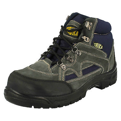 WHOLESALE Mens Hiking Ankle Boots / Sizes 7x12 / 10 Pairs / FOX SAFETY