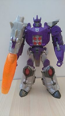 Transformers Generations Titans Return Galvatron & Nucleon Voyager IDW