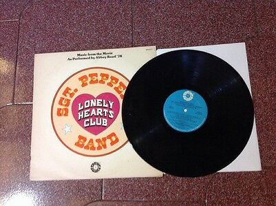 Abbey Road '78 - Sgt Pepper's Lonely Hearts Club Band (Music From The Movie)