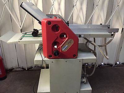 Folding Machine - Challenge Medalist 870 Suction Feed - 2 plate - SRA3