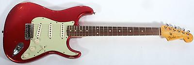 Fender Custom Shop '60 Stratocaster Relic (Candy Apple Red)