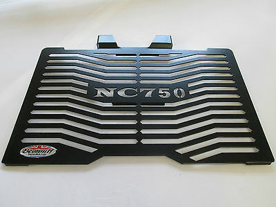 Honda Nc750X (2014 )  Radiator Protector, Cover, Guard, Grill Beowulf H033Pcb