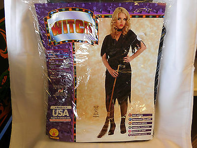 Rubies Witch Halloween Costume Size Standard One Size