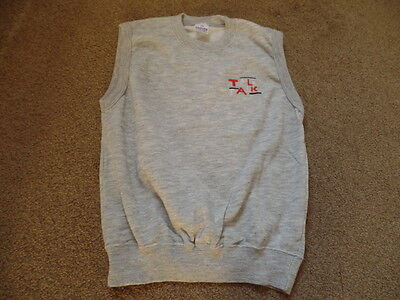 Talk Talk Mark Hollis Rare Official Promo Tank Top from 1980's Synth Pop