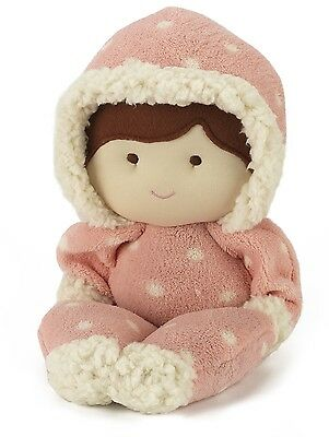Warmies Craft Fleece Baby Doll Pink Bella Microwavable Heatable Bed Time Warmer