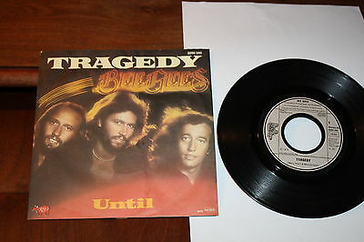 """The BEE GEES  """"TRAGEDY""""   7'' Single"""
