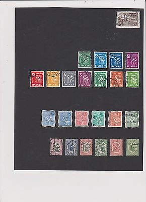 Finland Stamps Lot 2