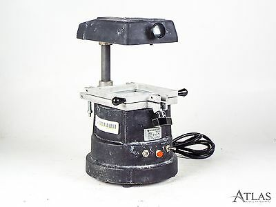 Henry Schein Machine III Dental Lab Vacuum Former for Mouth Guard Thermoforming