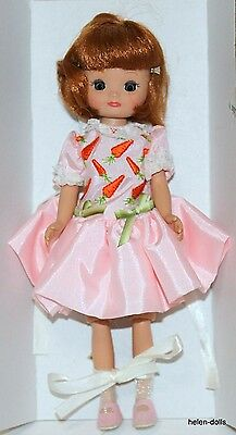 CARROT TOP - ROBERT TONNER 2003 - TINY BETSY McCALL DOLL - NRFB, EXCEPT FOR PIC.