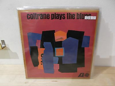 JOHN COLTRANE ‎Coltrane plays the blues LP EX-/EX 1^ STAMPA ITALIANA (vedi note)