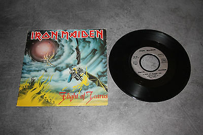 45 t iron maiden elight of icarus   pathe marconi