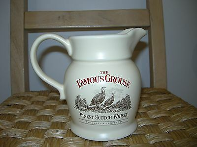 The Famous Grouse Finest Scotch Whisky Jug - Wade