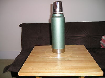 Vintage Aladdin Stanley 1 Qt. Thermos No. A-944C~#11 Stopper & Cup~Made In Usa!
