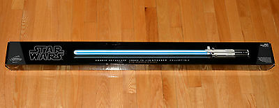 Rare Removable Blade Star Wars Anakin Skywalker FX Lightsaber New Sealed