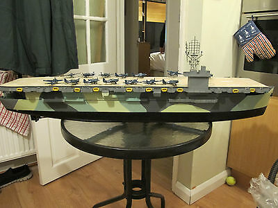 American Aux Fleet Aircraft Carrier Radio Controlled