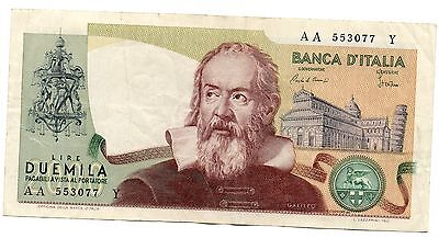 ITALY   -  great   note     1,000  lire   #103c