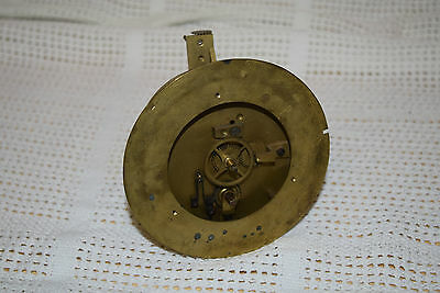 antique french clock movement