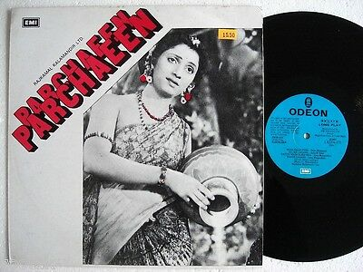 PARCHAEEN * Bollywood Soundtrack LP * ODEON 1981