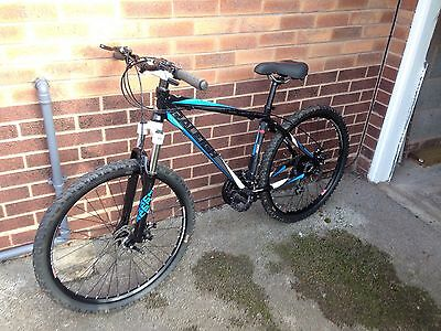Men's Raleigh 24 Gear Mountain Bike