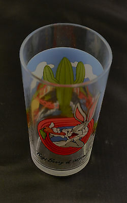 DISNEY and SIMPSONS GLASS TUMBLERS x 4