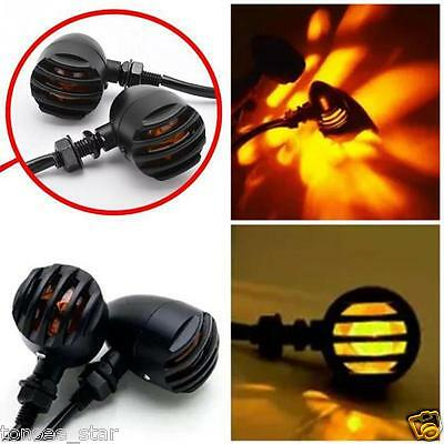 【2xTurn Signals Light 】12V 5W Motorcycle LED Front Rear Indicator